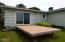 3888 SW Fehrenbacher Dr, Waldport, OR 97394 - Deck to Bedroom 1