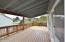 1744 NE 13th St, Lincoln City, OR 97367 - Main level deck