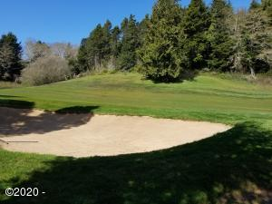 115 Salishan Dr, Gleneden Beach, OR 97388 - Looking SW from the fairway