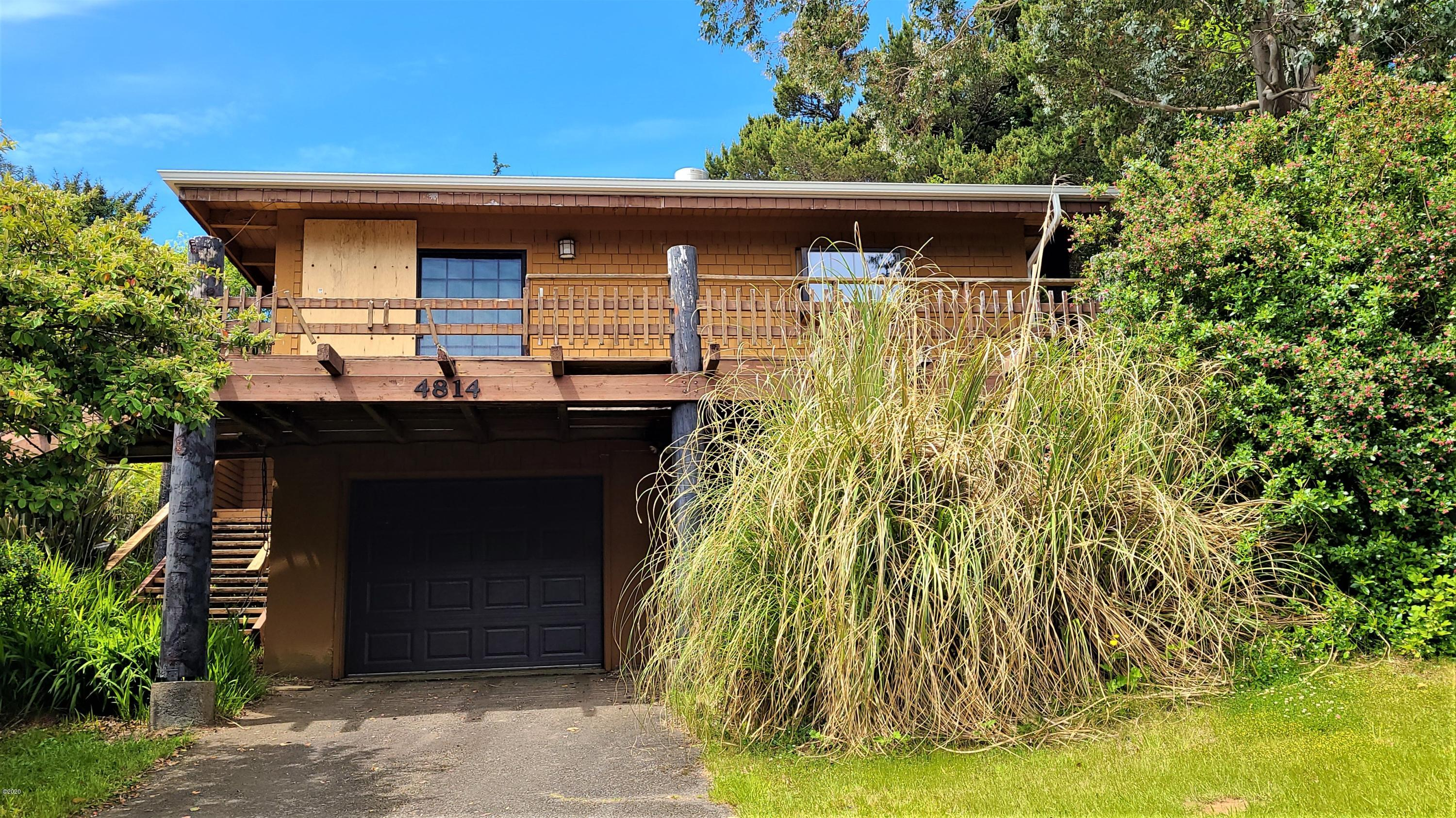 4814 SW 48th Ct, Lincoln City, OR 97367 - Front of Home