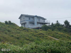 3455 SW Fernwood Lane, Waldport, OR 97394 - Front 3