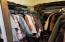 810 SW Wakeetum St, Waldport, OR 97394 - master closet