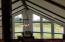 810 SW Wakeetum St, Waldport, OR 97394 - view from loft