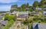 224 E 3 Rd STREET, Yachats, OR 97498 - Aerial w community garden