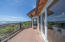 224 E 3 Rd STREET, Yachats, OR 97498 - Entire deck c