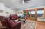 4110 SE Lee Ave, Lincoln City, OR 97367 - Living room with a view