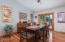 4110 SE Lee Ave, Lincoln City, OR 97367 - Dining area