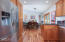 4110 SE Lee Ave, Lincoln City, OR 97367 - Kitchen to dining