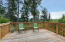 4110 SE Lee Ave, Lincoln City, OR 97367 - East facing deck for morning sun