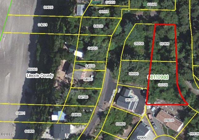 7300 BL Holiday Ave Lots 9 & 10, Gleneden Beach, OR 97388 - aerial