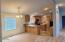 160 SE Whalesong Dr, Depoe Bay, OR 97341 - Kitchen/Dining Room