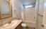 160 SE Whalesong Dr, Depoe Bay, OR 97341 - Main Bathroom