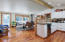 1266 N Yachats River Rd, Yachats, OR 97498 - The living area