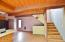 50105 South Beach Rd, Neskowin, OR 97149 - Stairs to upper level