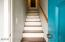 313 NW 19th St, Newport, OR 97365 - Stairway to upper level