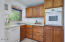 6235 NE Quay Ct, Lincoln City, OR 97367 - Oven and dishwasher