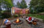 6235 NE Quay Ct, Lincoln City, OR 97367 - Outdoor fire pit