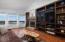 5277 NE Logan Rd, Lincoln City, OR 97367 - Built ins and gas/wood fireplace