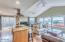 5460 El Mundo Ave, Lincoln City, OR 97367 - Open plan with hardwood floors