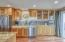 5460 El Mundo Ave, Lincoln City, OR 97367 - Hardwood kitchen cabinets