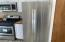 1918 NE Spindrift Ct, Lincoln City, OR 97367 - Stainless Steel Refrigerator
