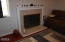 1416 NW Nye St, Newport, OR 97365 - fireplace