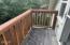 30 Stone Bridge Ct, Yachats, OR 97498 - Master loft balcony