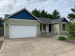 116 Spruce Ct, Depoe Bay, OR 97341 - Front
