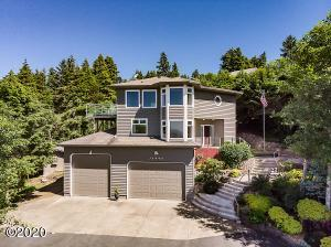 35445 Topping Rd, Pacific City, OR 97135 - front