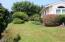 1230 SW Sailfish Loop, Waldport, OR 97394 - side yard