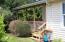 1230 SW Sailfish Loop, Waldport, OR 97394 - side yard/deck