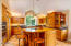 3814 NW Shore View Dr, Waldport, OR 97394 - Gourmet Kitchen