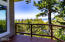 3814 NW Shore View Dr, Waldport, OR 97394 - Deck off Den/Office