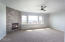 1947 NE 68th St, Lincoln City, OR 97367 - Master Bedroom - View and Gas FP