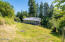 2008 SE Sturdevant Rd, Toledo, OR 97391 - Upper corner of yard looking toward home