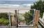 4229 SW Beach Ave, #35, Lincoln City, OR 97367 - Ocean from Top of Stairs