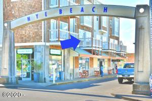 325 NW Coast St, G, Newport, OR 97365 - Nye Beach Archway Arrow - Copy