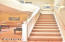 325 NW Coast St, G, Newport, OR 97365 - Staircase