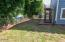 35 SW Cottage St, Newport, OR 97365 - Back yard