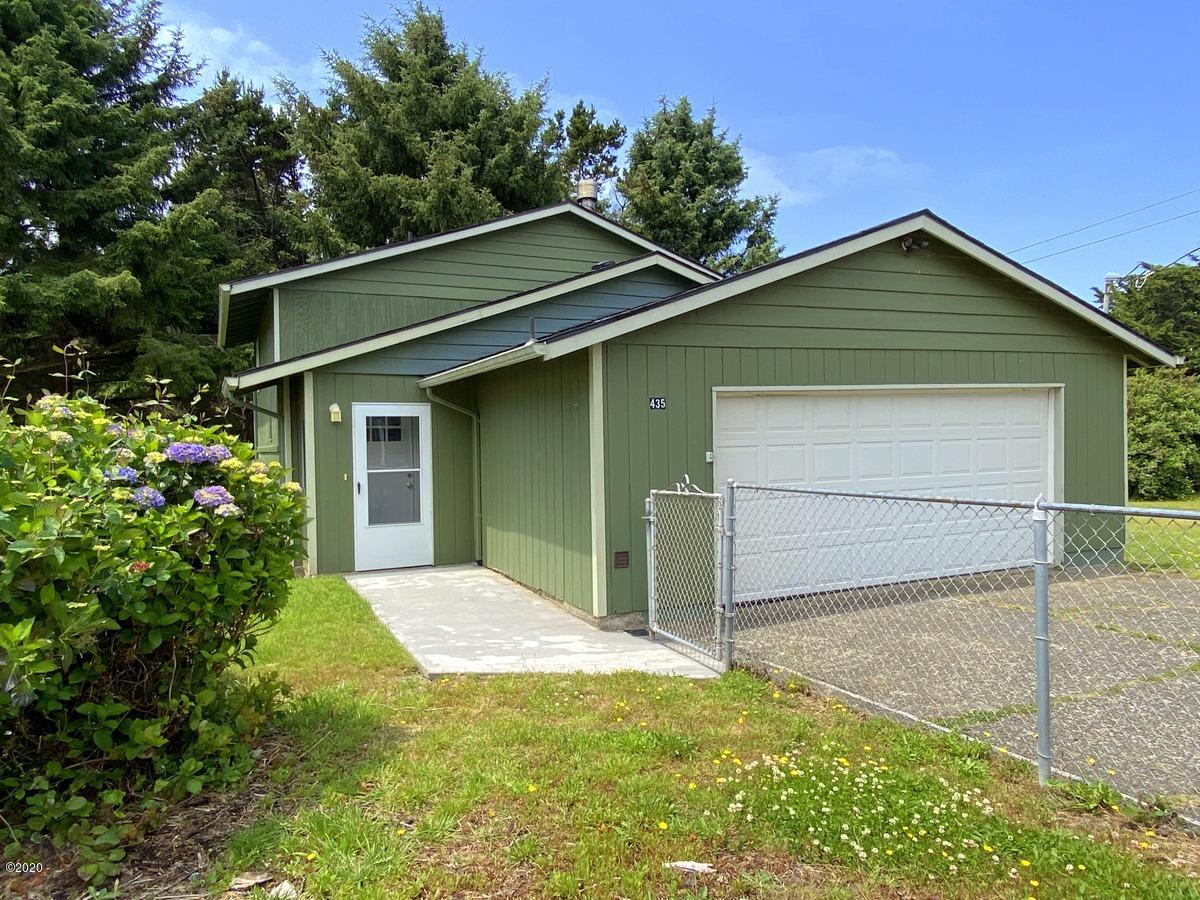 435 SE Inlet Ave, Lincoln City, OR 97367 - Street View of home