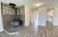 435 SE Inlet Ave, Lincoln City, OR 97367 - main level hall / kitchen entry