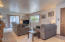 22 Crestview Dr, Yachats, OR 97498 - Living room a