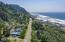 22 Crestview Dr, Yachats, OR 97498 - Home in relationship to ocean