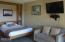 301 Otter Crest Dr, 152-153, Otter Rock, OR 97369 - Living/dining -  Murphy bed