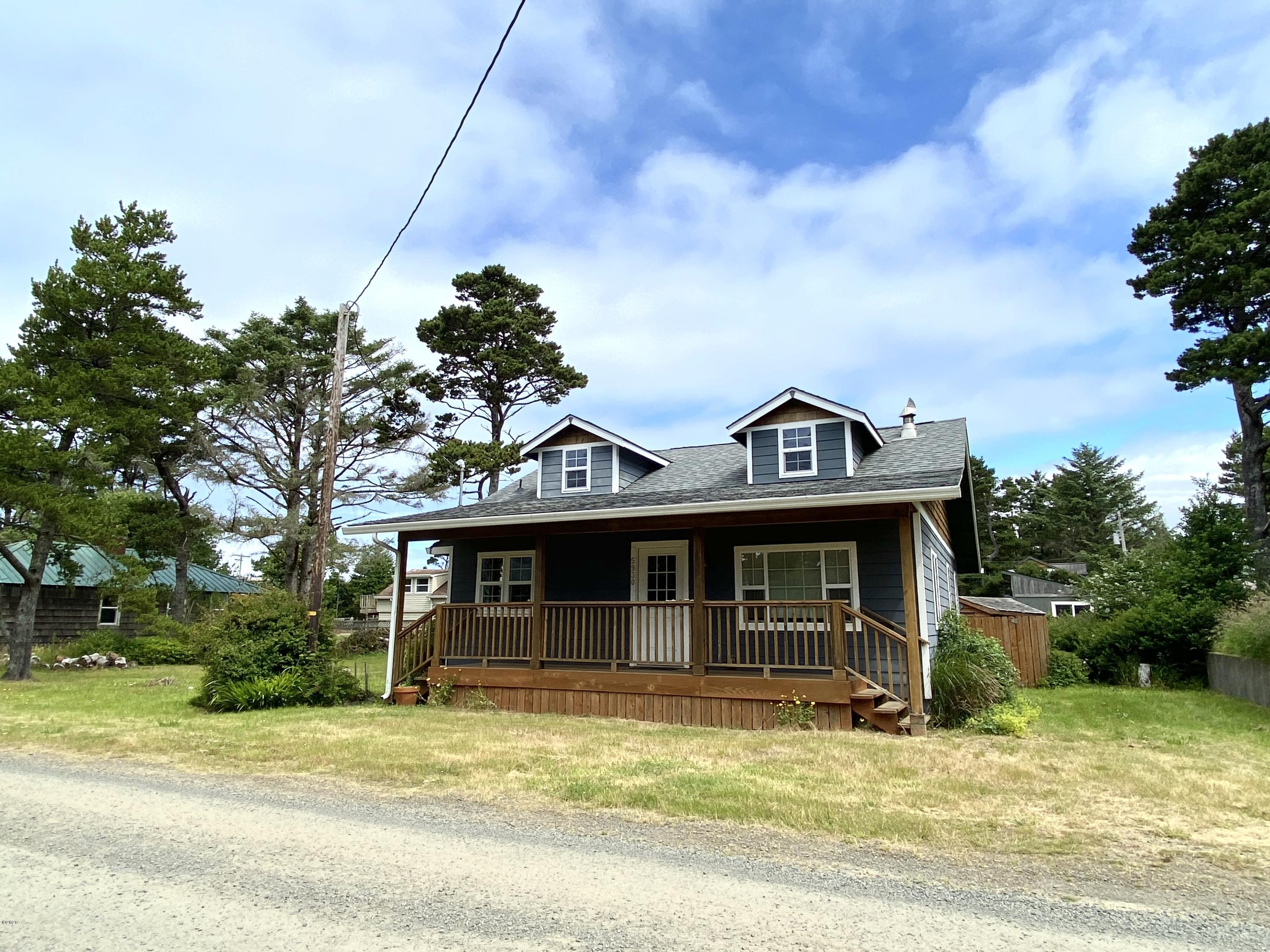 5930 Holly Ave, Pacific City, OR 97135 - Front Exterior
