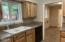 227 N Westview Circle, Otis, OR 97368 - Hickory cabinets