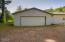 1737 NE Arcadia Dr, Toledo, OR 97391 - Back yard