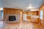 1921 NE Crestview Ct, Newport, OR 97365 - Family rm with wood stove insert