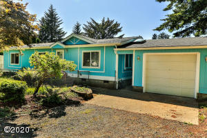 430 SE Gibson Rd, Waldport, OR 97394 - Front