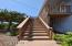 115 Fishing Rock St, Depoe Bay, OR 97341 - Steps to upper level entry